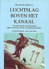 Luchtslag Boven Het Kanaal (Dutch Edition), , DeDecker, Cynrik, Roba, Jean-Louis