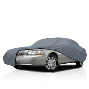 4 Layer Water Resistant Car Cover for Toyota Solara 1999 2000 2001 2002 2003