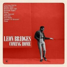 LEON BRIDGES Coming Home CD BRAND NEW