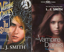 Complete Set Series Lot of 19 Vampire Diaries books by L.J. Smith Return Hunters