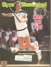 Sports Illustrated ~July 16, 1984~John McEnroe~Wimbledon Champ~Complete Magazine