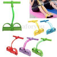 4 Tubo Home Cuerpo Barriguita Acción Remero Abdominal Ejercicio Fitness Yoga
