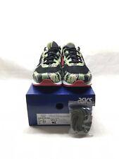 Brand New Unworn In Box Asics Atmos Gel Lyte III 3 Tiger Camo Green Size 12