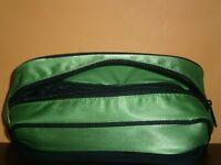 Pencil Pen Case Cosmetic Makeup Bag with Zipper Pouch