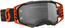 2018 Scott Prospect Motocross Mx Gafas Naranja / Negro con Transparente Lente