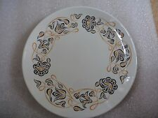 Poole pottery Desert Song side plate replacement 18 cm diameter vintage