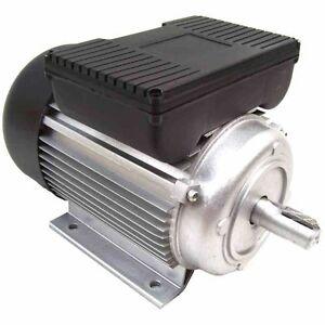 Elektromotor 230 V 2-pol. Motor für Kompressor Schweranlauf Wechselstrom E-Motor
