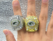 2pcs 2010 2010 Green Bay Packers world Championship rings --/