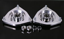 10-13 Genesis Coupe Billet Aluminum Front Camber Plates Kit For Coilover