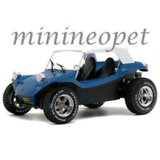 SOLIDO S1802701 MEYERS MANX BUGGY 1/18 with WHITE SOFT TOP BLUE
