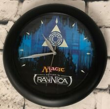 Magic The Gathering Promotional Return To Ravnica Wall Clock Promo