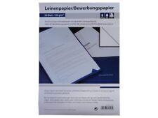 300 (6x 50) Blatt Leinenpapier 120g/m² DIN A4 ideal für Bewerbung