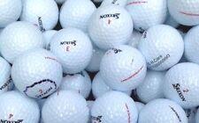 50 Srixon Distance Golf Balls Pearl A Grade