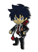 """Blue Exorcist Anime RIN SD Patch 3 x 1 1/2"""" Licensed by GE Animation 44053"""