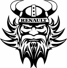 Renault Viking vinyl decal sticker truck for  walls glass body panels