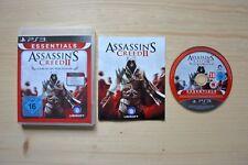 Ps3-ASSASSIN 'S CREED 2 - (scatola originale, con istruzioni)
