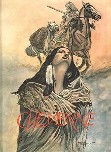 CHEYENNE HC lim. Hardcover 500 Ex. ERSEL (Erwin Sels) Silberpfeil,Pioniere Welt