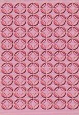 "CUTTLEBUG embossing folder PRESERVES - BACKGROUND 5""X7"" REDUCED"