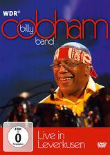 DVD Billy Banda De Cobham Live In Leverkusen Jazz Highlight DVD