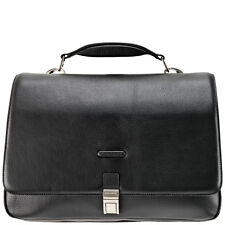 Piquadro Modus Briefcase/Bag black leather CA1744MO/N