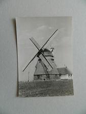 AK DDR Groß Stieten Kr. Wismar Tierzucht, Mecklenburger Mühle, Windmühle 1973