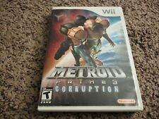 Metroid Prime 3: Corruption (Nintendo Wii, 2007)