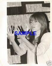 ORIGINAL PRESS PHOTO - AMERICAN ACTRESS JANE FONDA AT THE NATIONAL FILM THEATRE