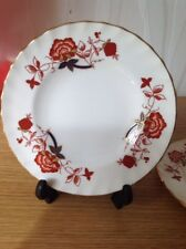 ROYAL CROWN DERBY 'Bali A1100' patterned tea / side plate.  Excellent Condition