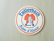 """SOUS-BOCK Lutterbach """"bière d'Alsace"""""""
