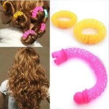 Cheveux Bigoudis élastique anneau souple Spirale Outil Girl Women Fashion Head Accessoires