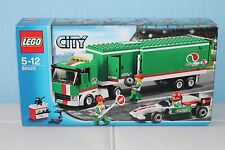 LEGO ® City 60025  Formel 1 Truck / Komplett / mit OVP