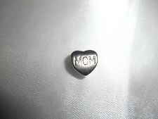 MOM SPACER/BEAD  FOR  EUROPEAN CHARM BRACELET