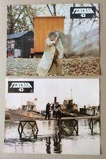 """8 PHOTOS DU FILM """"Téhéran 43"""" 1981 avec Alain Delon"""