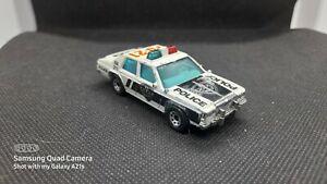 CORGI BUICK REGAL POLICE CAR