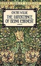 The Importance of Being Earnest (Dover Thrift Editions)-ExLibrary