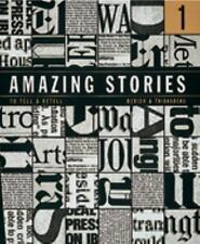 Amazing Stories to Tell and Retell by Berish & Thibaudeau *NEW** Paperback