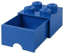 LEGO L4005B STORAGE GIGANTE 2X2 BLU BLUE CON CASSETTO - CASSETTI