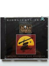 Miss Saigon [Original London Cast Recording] [Highlights] by Original Cast...