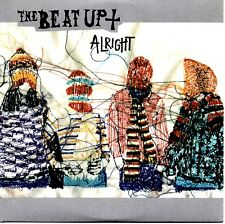 THE BEAT UP - ALRIGHT - CARD COVER CD SINGLE - MINT