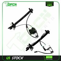 Power Window Regulator fits 1998-03 Dodge Durango Front Right Left with Motor