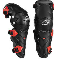 NEW  ACERBIS IMPACT EVO 3.0 ENDURO MX  MOTOCROSS HINGED KNEE GUARDS PADS
