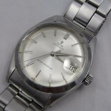 VINTAGE TUDOR OYSTERDATE SHOCK RESISTING MANUAL WIND WATCH ROLEX STRAP c1960'S