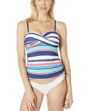 24th and Ocean Swimsuit Top Size S NWT