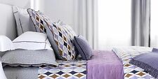 NWT NEW Yves Delorme Gabriel Parma King Duvet cover 102x87""