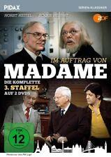 IM AUFTRAG VON MADAME-STAFFEL 3 - IM AUFTRAG VON MADAME  2 DVD NEU