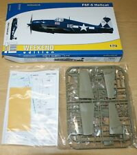 F6f-5 Hellcat in 1/72 Eduard Weekend Edtion