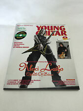 YOUNG GUITAR Magazine 2011 APR. Printed in Japan DVD Regioncode2 Tony MacAlpine