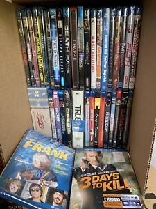 Lot Of 37 New Blu Rays
