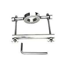 100 Neuf Ballstretcher presse testicule SM CBT metal acier inoxydable 410 g sex