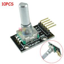 10PC KY-040 Rotary Encoder Module Brick Sensor Development Board For Arduino